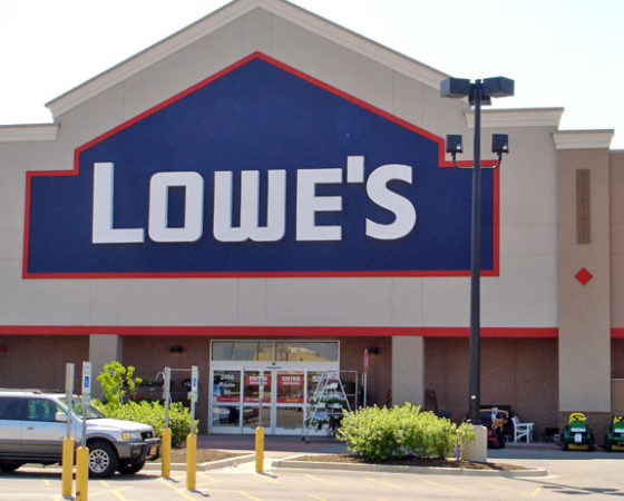Lowe's in Aurora, Oswego and New Lenox, IL