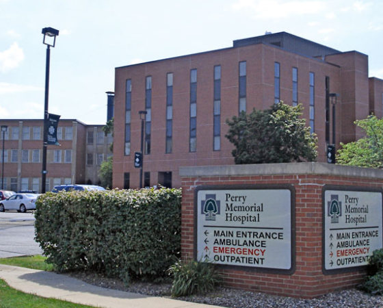 Perry Memorial Hospital in Princeton, IL